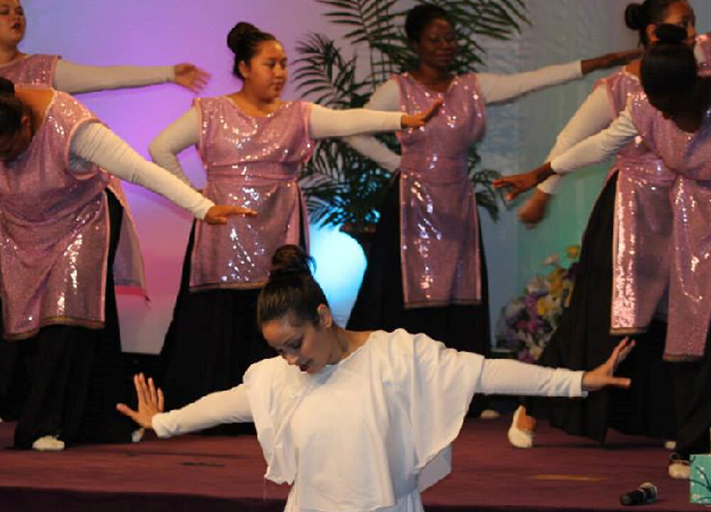 Shabach Worship Dancers